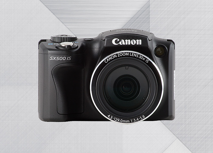 CANON PowerShot SX500 IS數位輕便相機